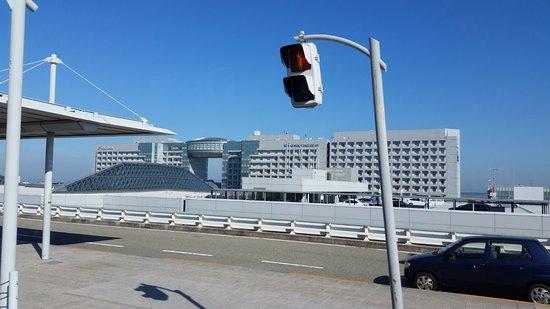 Изумисано, Япония: Nikko Hotel Kansai Airport connected by over-bridge