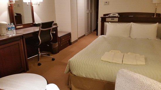 Изумисано, Япония: Small sized room