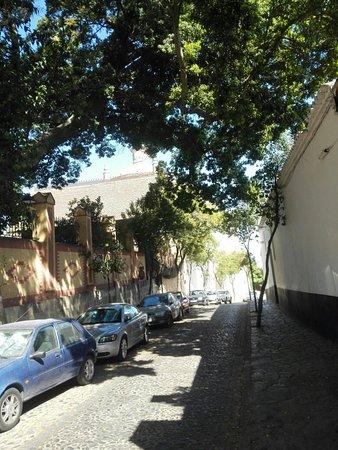 Centro histórico de Sanlúcar de Barrameda