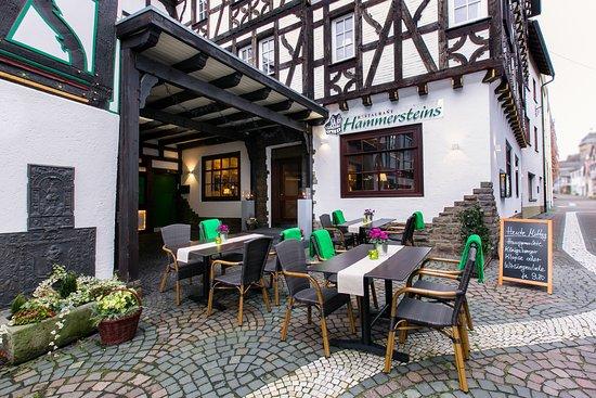 Linz am Rhein, Tyskland: hammersteins