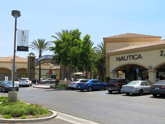 Camarillo, Califórnia: My favourite outlet clothes store - Nautica (24/Jul/16).