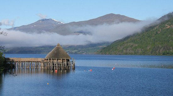 ‪The Scottish Crannog Centre‬