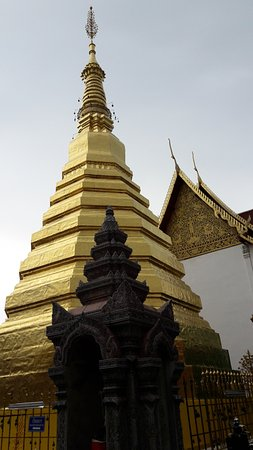 Phrae, Ταϊλάνδη: พระธาตุ