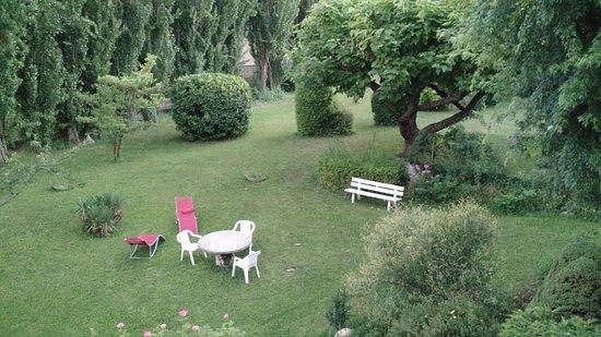 Hotel Le Clos : le magnifique parc