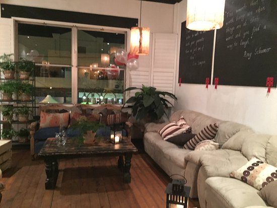 Crows Nest, Australia: Private function room