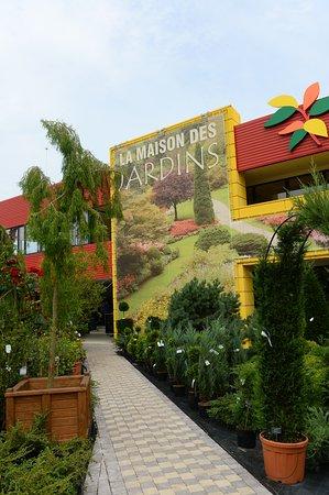 La maison des jardins events fatada magazin plante la maison des jardins saftica