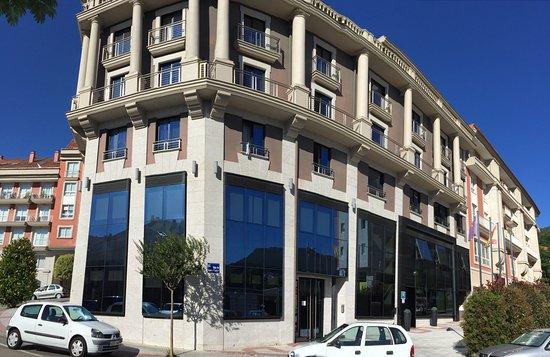 Moaña, España: El Hotel