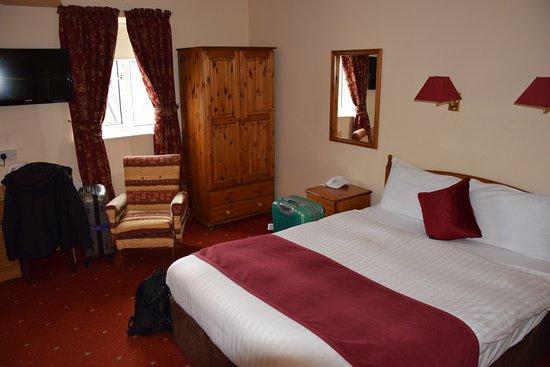 Waterloo Lodge: Triple Room 2. OG