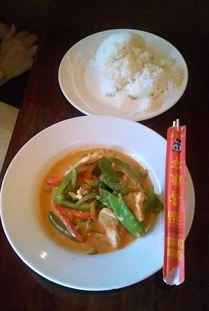 Arden, NC: Panang Curry