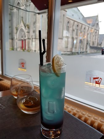 Nairn, UK: cocktail