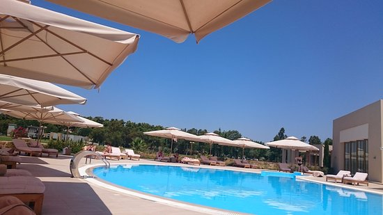 Adults Only Pool at Porto Sani
