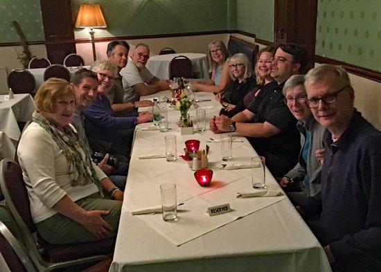 Greystones, Irlanda: Travlers becoming family