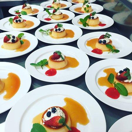 Меримбула, Австралия: Bastille day dessert!!!!