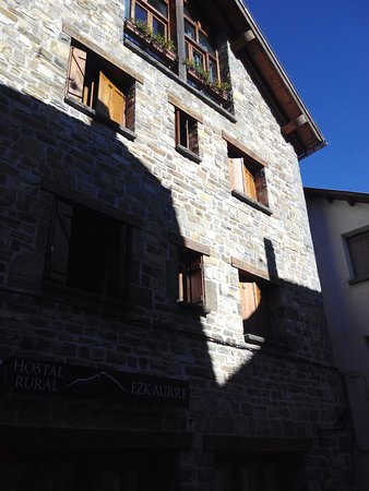 Isaba, Spain: Hostal Ezkaurre