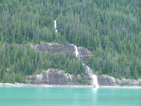 Tracy Arm Fjord: Glacier melt