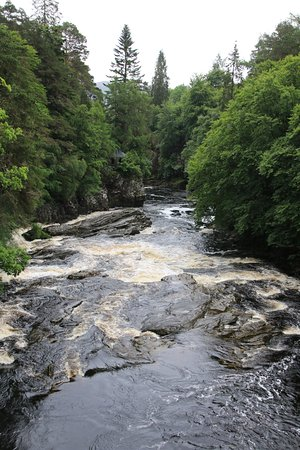 Invermoriston Falls and Bridge