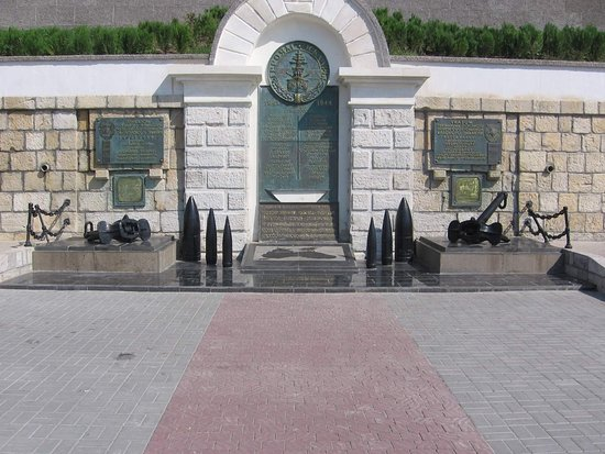 ‪Black Fleet Squadron Seamen Memorial‬