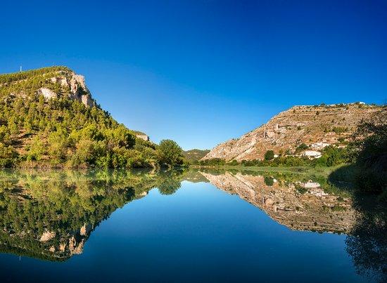 Provincia de Albacete, España: Río Júcar