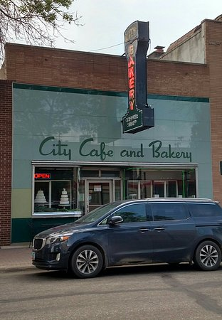 Fergus Falls, Миннесота: City Bakery