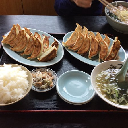 Sano, Japan: 永華餃子館
