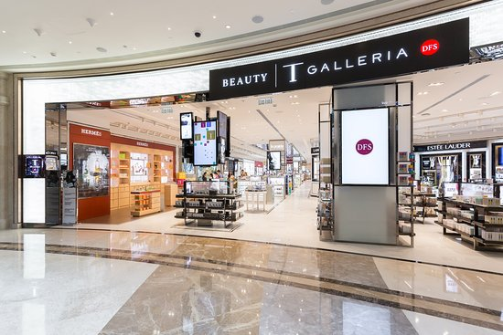 T Galleria Beauty by DFS, Macau, Galaxy Macau