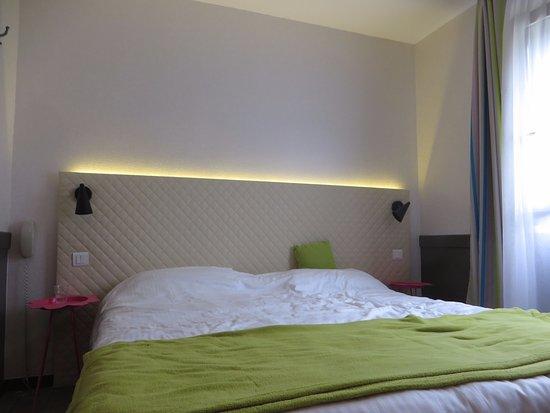 Hotel Le M Honfleur: Room