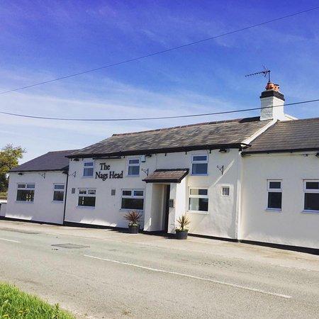 Wrexham County, UK: Refurbished Pub
