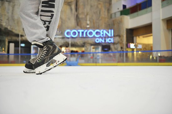 Cotroceni on Ice