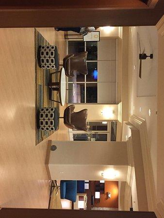 Fairfield Inn & Suites Orlando Lake Buena Vista: Lobby