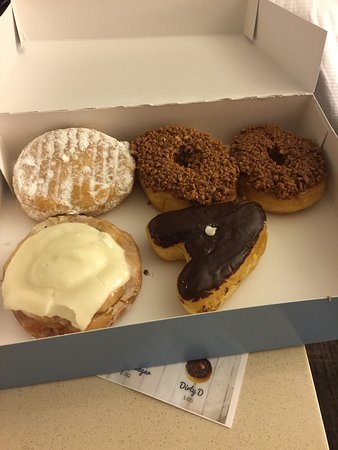 Butterfinger Picture Of Sublime Doughnuts Atlanta