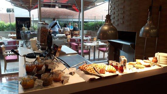 JW Marriott Hotel Bogota: café da manhã