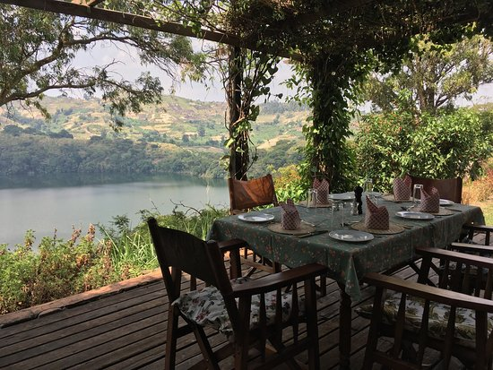 Beatifull location, very nice lunch - Review of Ndali Lodge