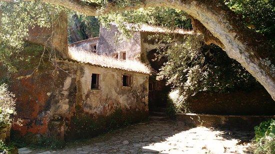 Colares, Portugalia: Convento dos Capuchos
