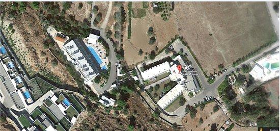 Vlycha, Yunani: Hotel plan