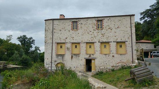 Le Moulin à Papier du Liveau