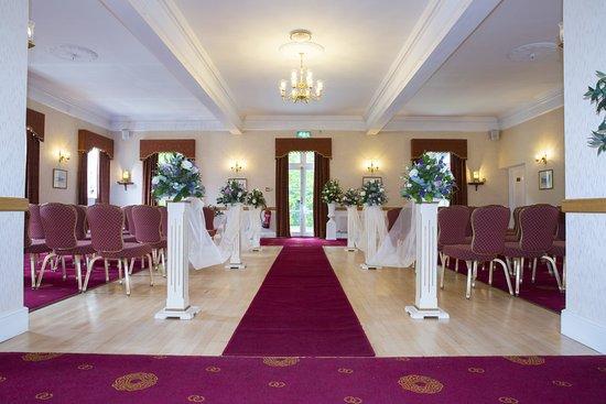 Usk, UK: The Ballroom