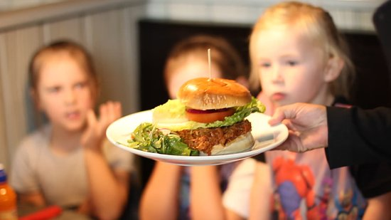 Lisburn, UK: Delicious Burgers
