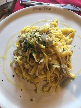 Monterosi, Italien: Primi piatti 😋😋😋😋