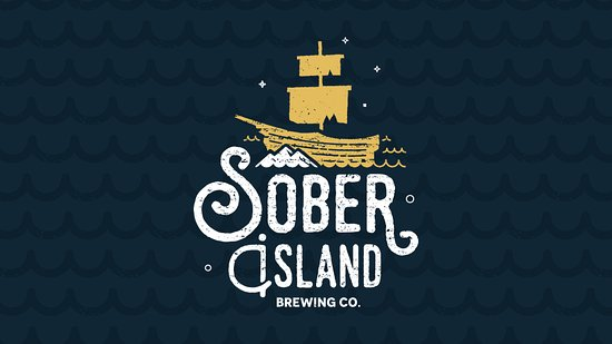 Sheet Harbour, Kanada: Sober Island Brewing logo