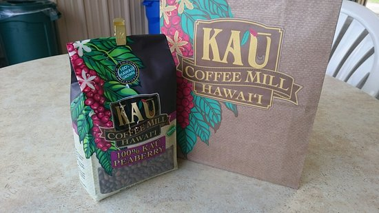Ka'u Coffee Mill