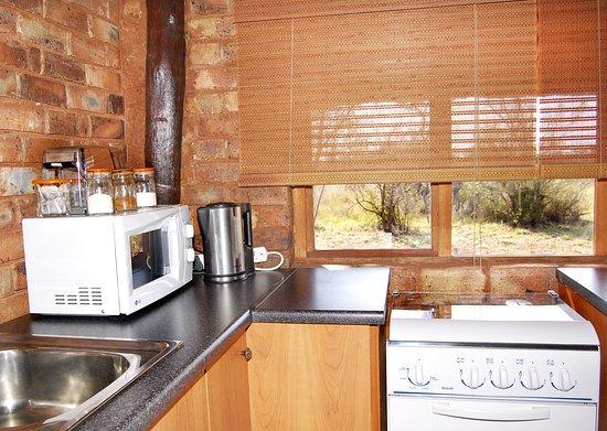 Welgevonden Game Reserve, Güney Afrika: Kitchen