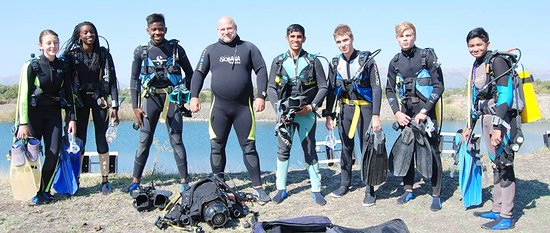 Gauteng, África do Sul: Scuba Diver Training