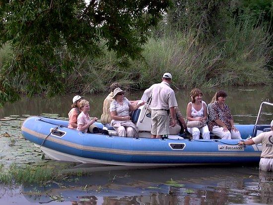 Welgevonden Game Reserve, Republika Południowej Afryki: Boat Cruises