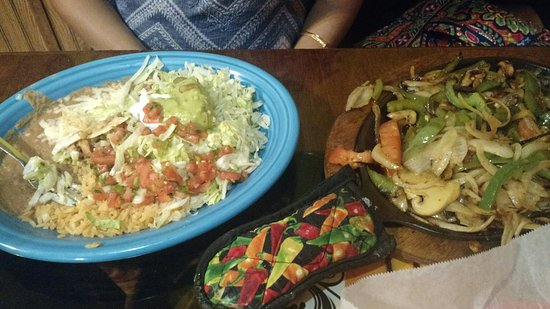 Portage, MI: Vegetable and mix near fajitas