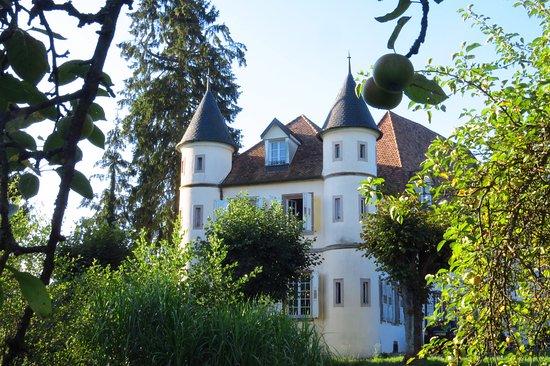 Chateau de Werde esterno