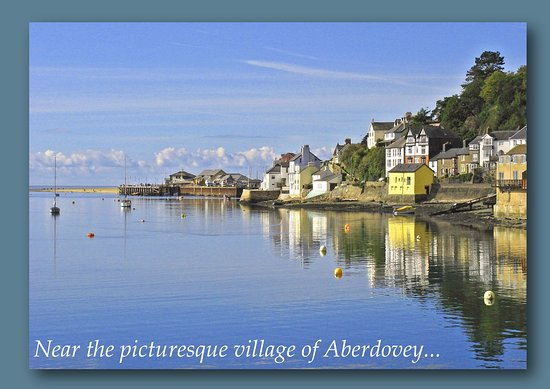 Aberdyfi (Aberdovey), UK: Picture 3