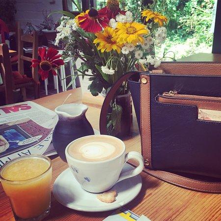 Shanagarry, Irlandia: Sunday morning coffee