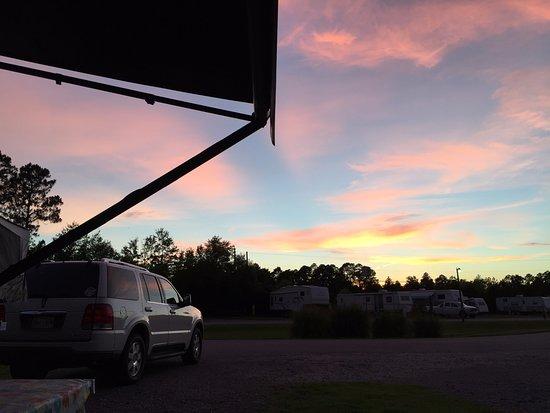 Milton, FL: Beautiful Sunset