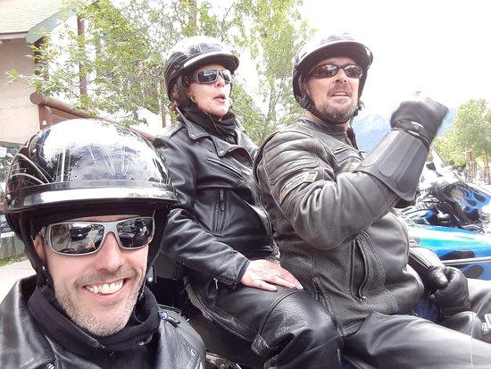 Jasper Motorcycle Tours Day Tours Foto