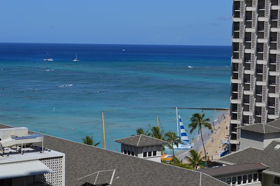 Hyatt Regency Waikiki Beach Resort Spa Ocean View Room